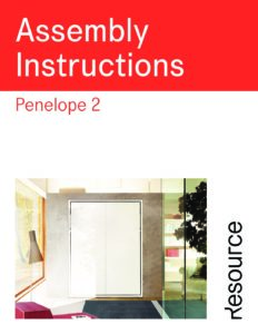 Penelope 2 Assembly Instructions (6 MB)