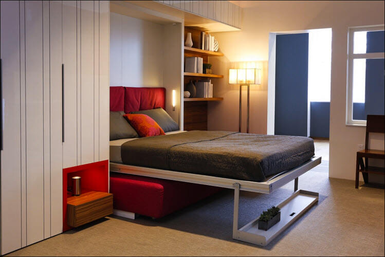 Making Room: New Models for Housing New Yorkers   Resource Furniture