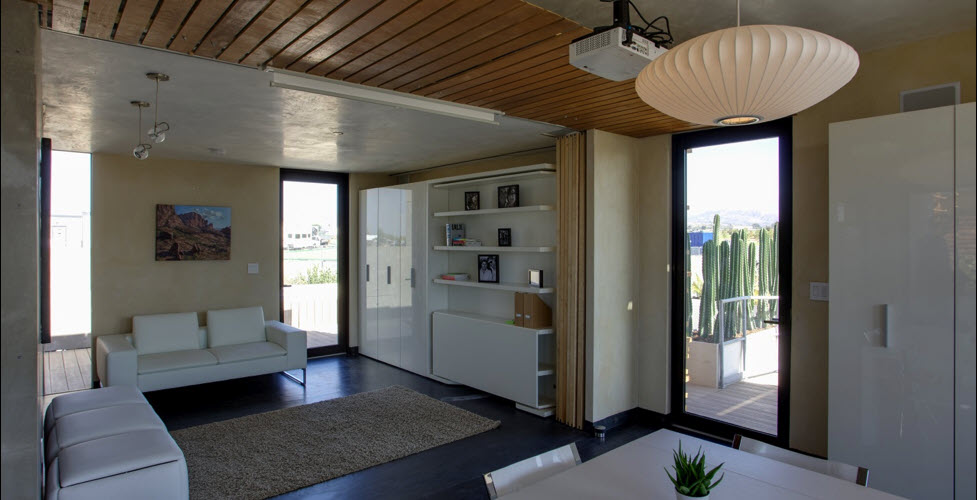 US Department of Energy Solar Decathlon | Resource Furniture