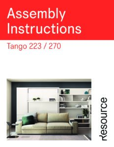 Tango Sectional Assembly Instructions (9 MB)