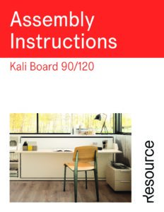 Kali Board Assembly Instructions