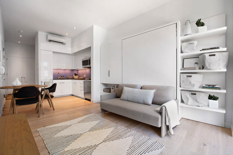 Micro-Apartments for Veterans at Carmel Place | Resource Furniture