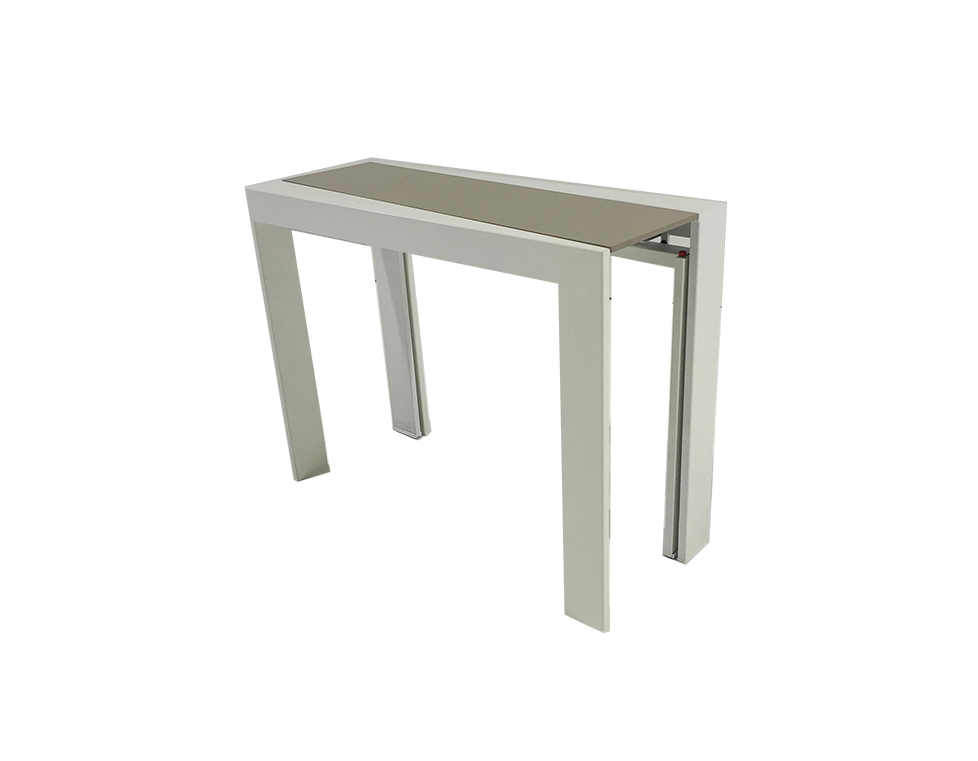 Outdoor Goliath extending console table