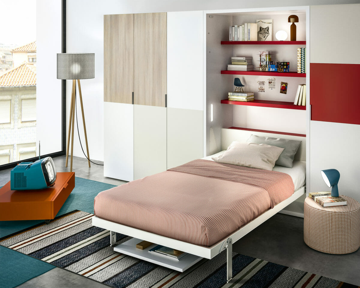 Twins for Teens: Beds for Young Adults