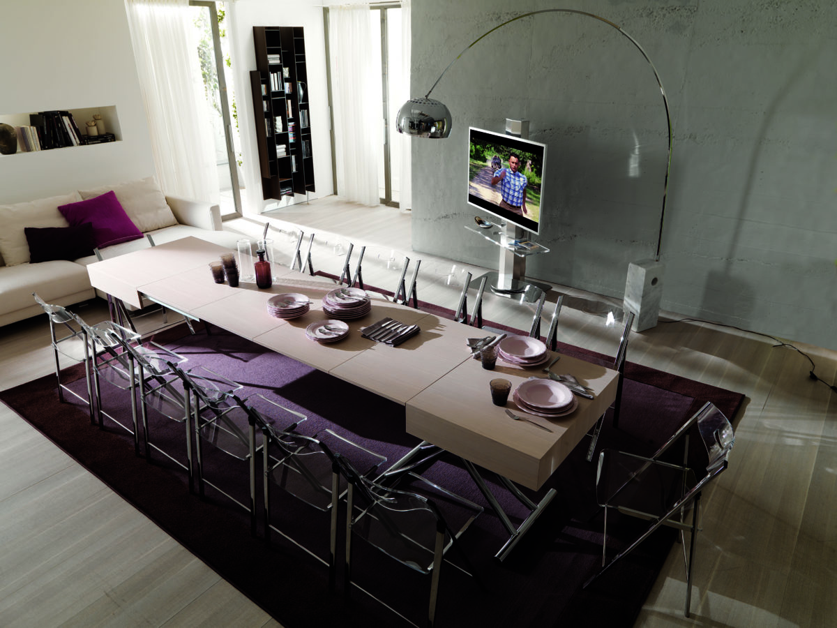 Always Room at the (Expandable) Table | Resource Furniture