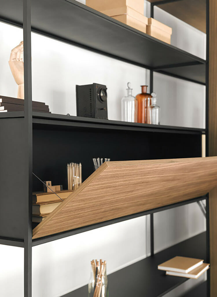 Three Sneaky Storage Solutions for Small Spaces | La Literatura Open