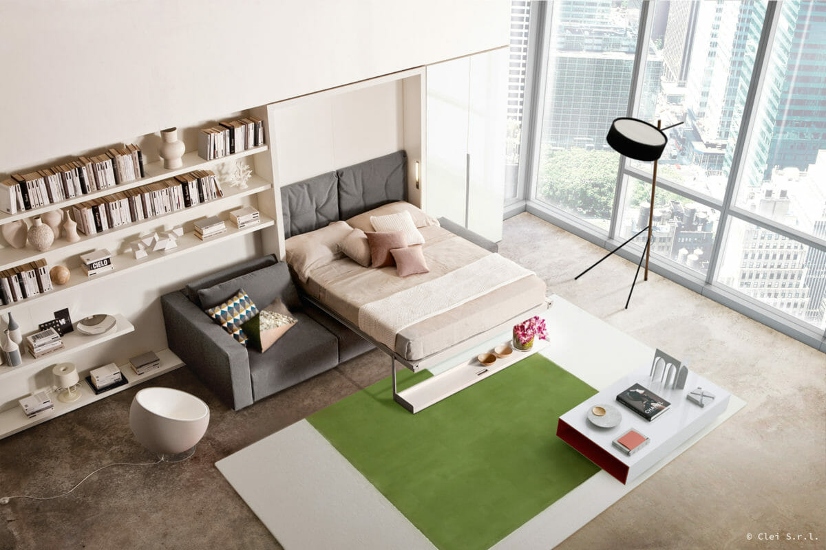 Murphy Bed vs. Sofa Bed - Comfort Levels, Style, and Ease of ...