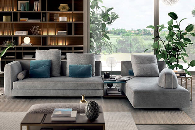 Glam Sectional
