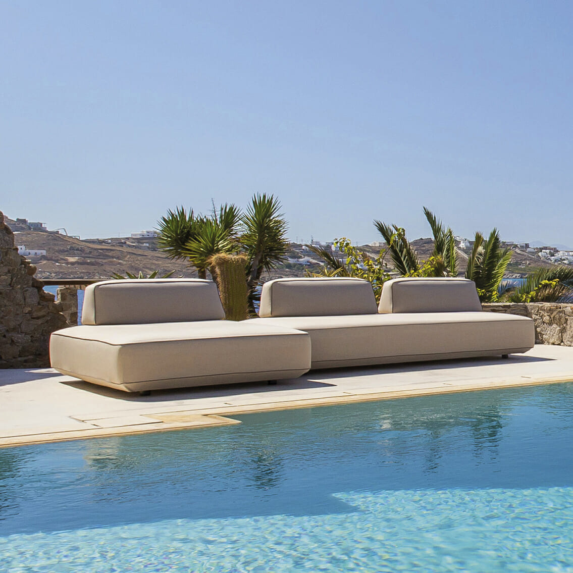 Flex Outdoor | Sofas and Sectionals | Resource Furniture