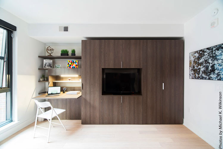 Arris Forest City DC Micro Condos   Resource Furniture