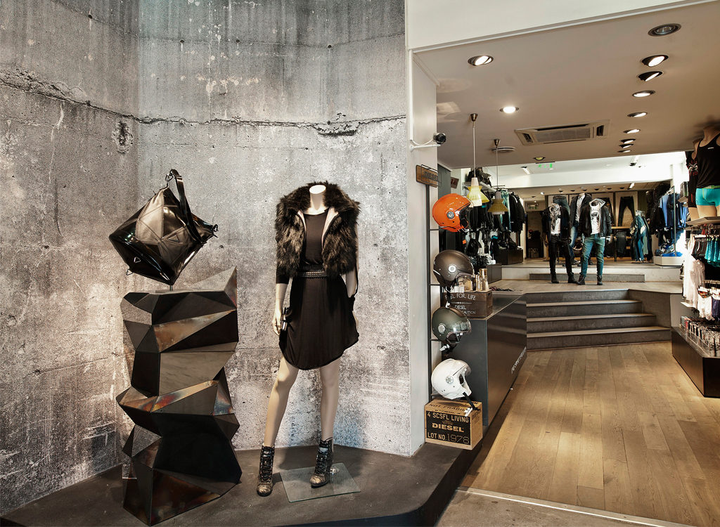 Six Ways to Wall - Retail Space