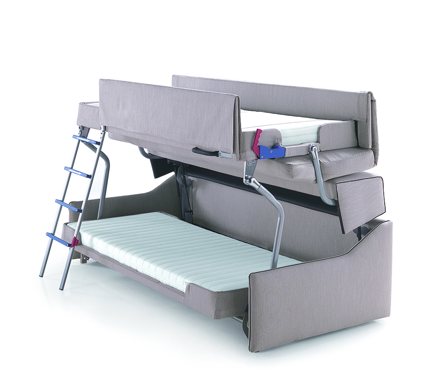 Palazzo Transforming Sofa Bunk Bed Resource Furniture