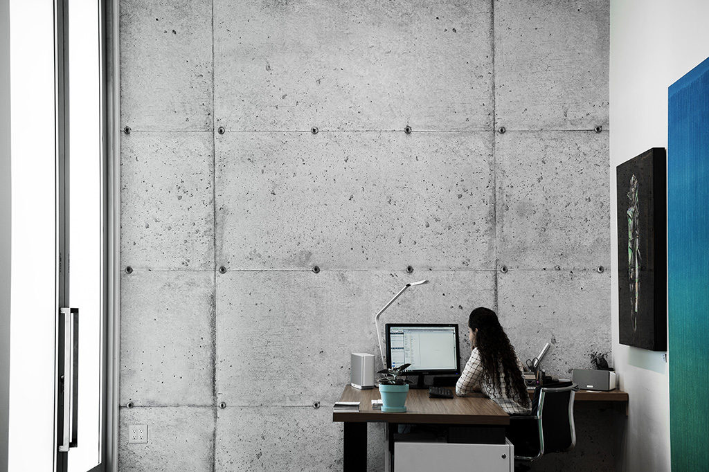 Six Ways to Wall - Office Space