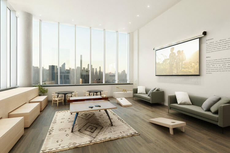 ALTA+ Co-Living in Long Island City | Resource Furniture