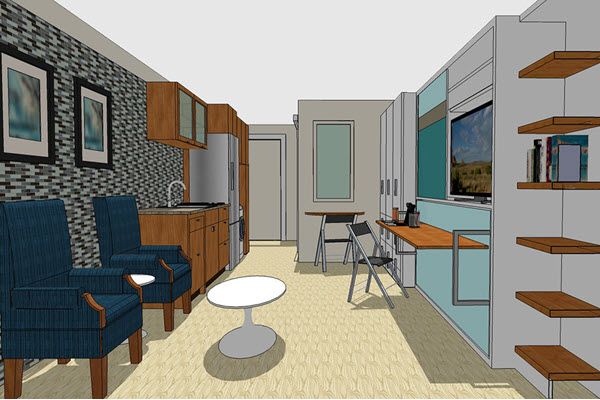 Micro-Living for Seniors