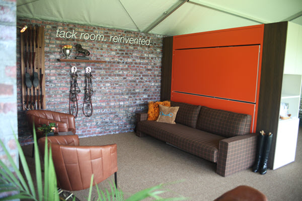 Resource Furniture at the Hampton Classic Horse Show