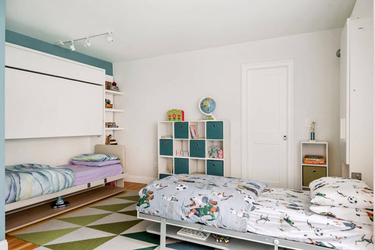 How To Fit Three Kids in 170 Square Feet | Resource Furniture