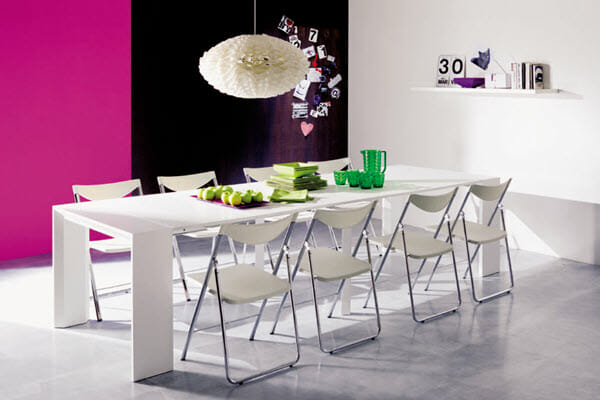 Always Room at the (Expandable) Table