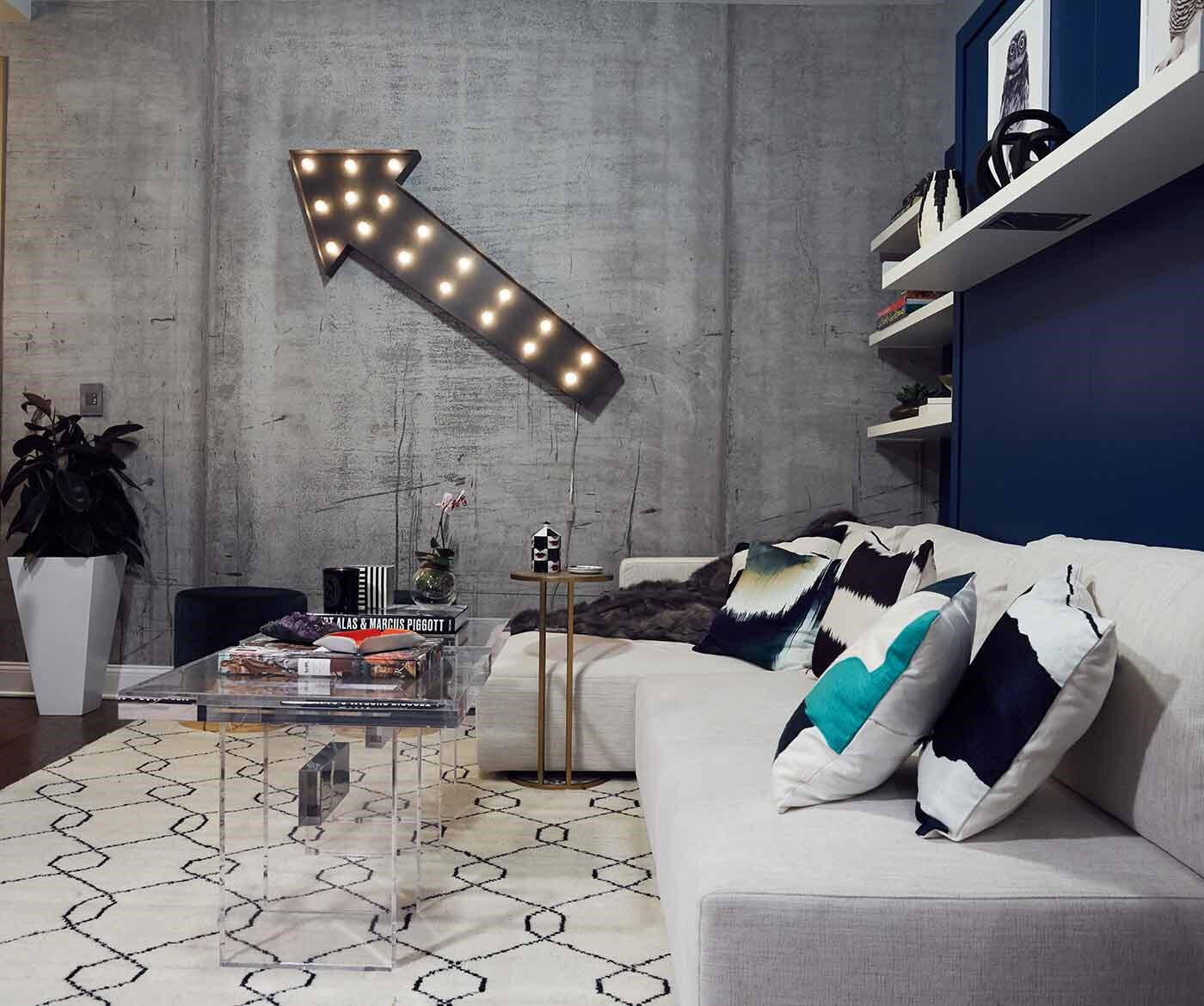 Styling a Pied á Terre