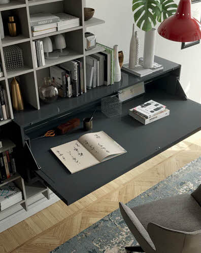Libreria with Optional Desk