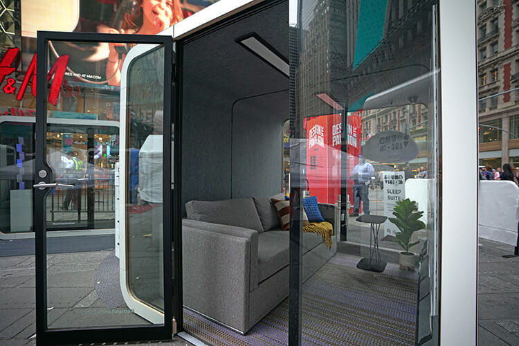 Resource Takes Times Square at NYC x Design