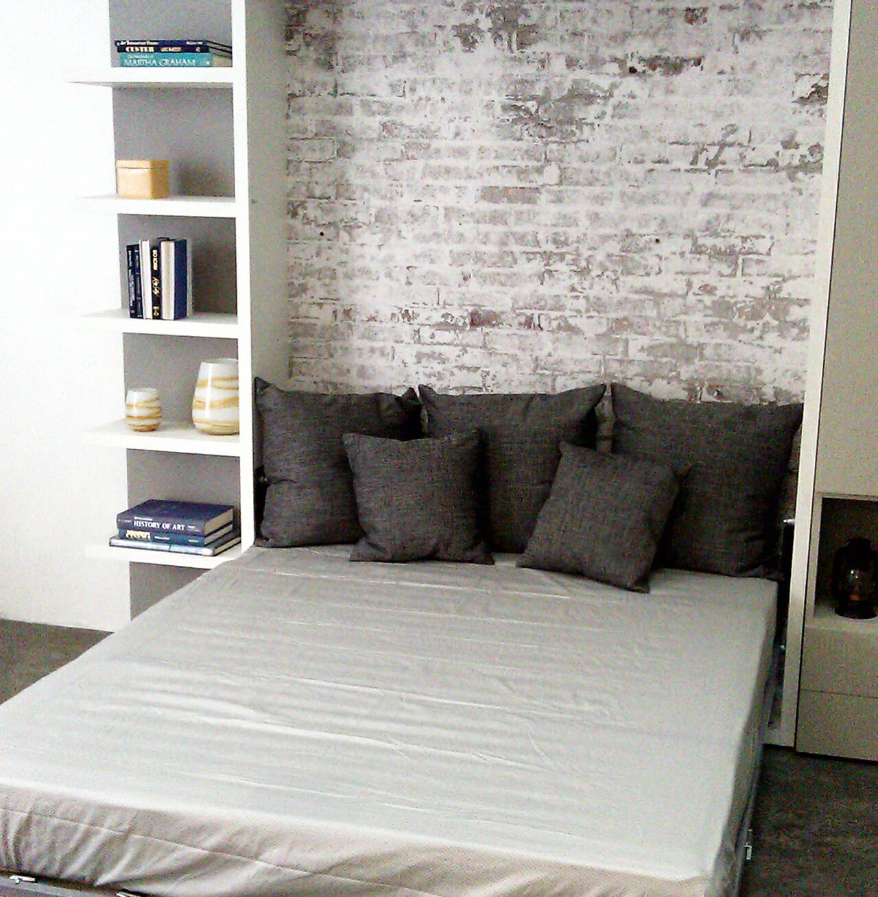 Six Ways to Wall - Wall Bed