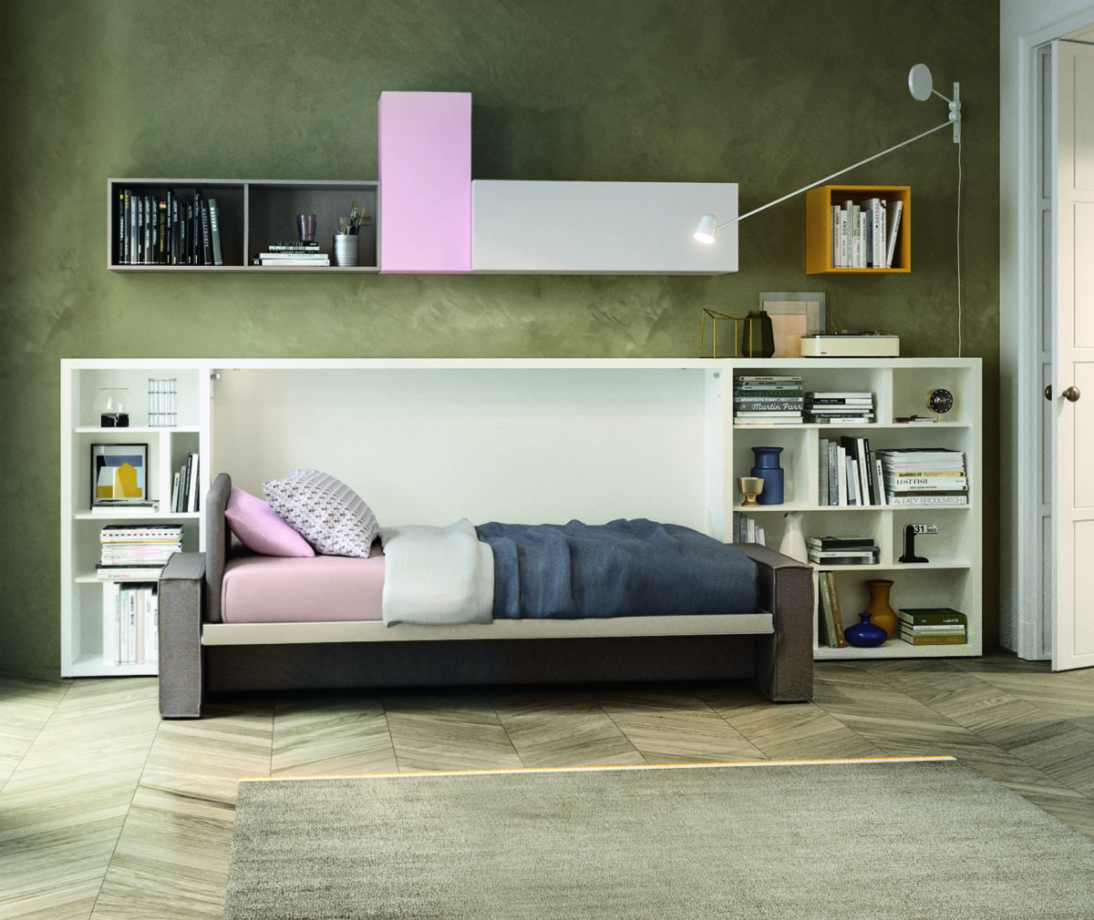 Sleeper Sofa or Murphy Bed?