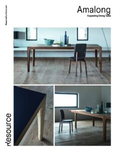 Amalong Extension Table Tearsheet