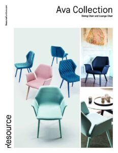 Ava Dining Chair Tearsheet