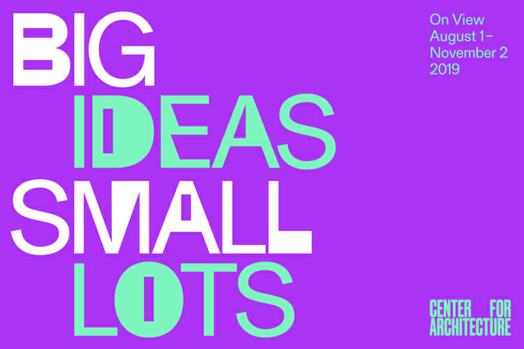 Resource Furniture Underwrites 'Big Ideas for Small Lots' Design Contest and Exhibition