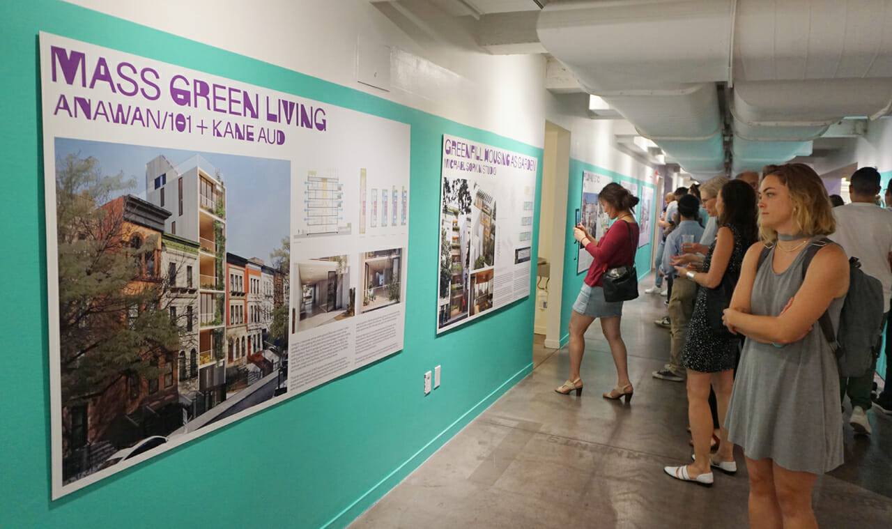 Resource Furniture Underwrites Urban Infill Design Contest and Exhibition