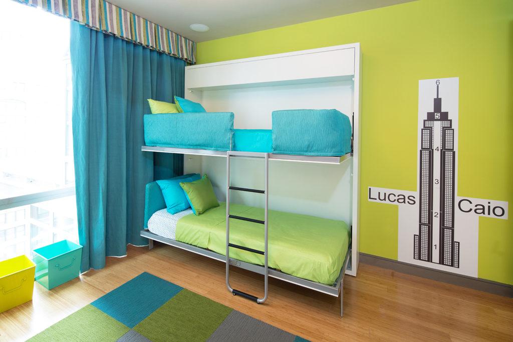 10 Great Ideas For Designing Kids' Rooms