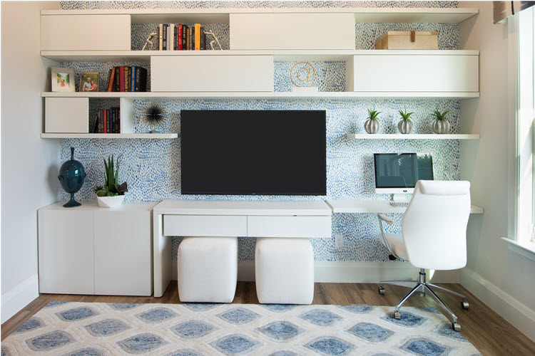 Three Sneaky Storage Solutions for Small Spaces