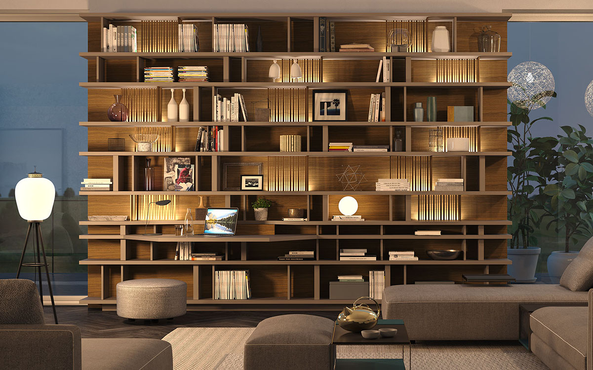Turatri Custom Cabinetry and Shelving Systems