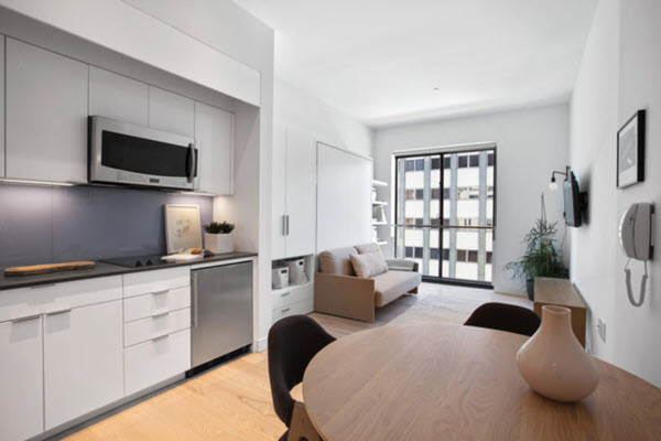 Micro Apartments for Veterans