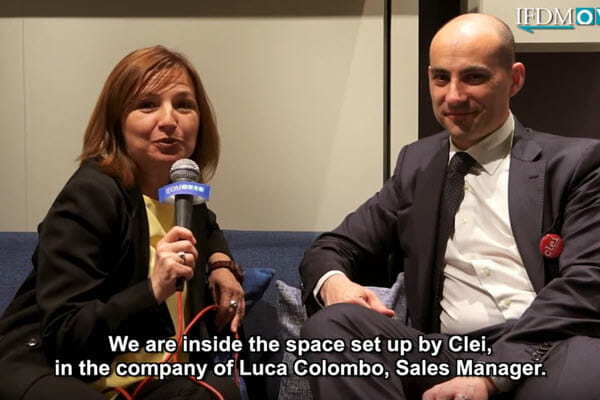 An Interview with Luca Colombo of Clei