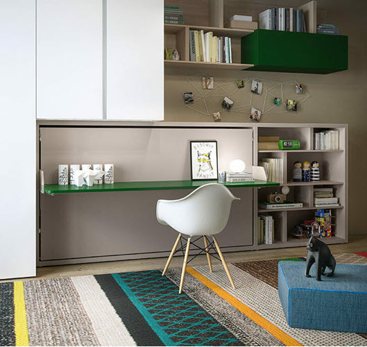 Space Saving Design Ideas For Kids' Rooms