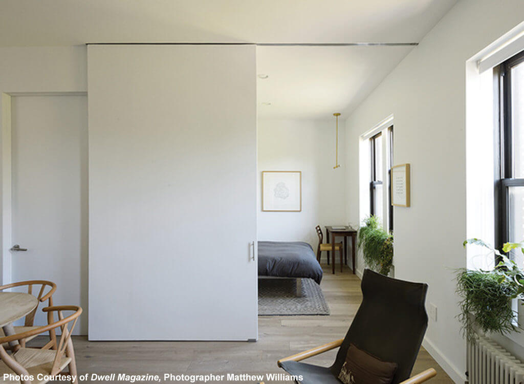 Tiny, Streamlined Home Fit for a Family