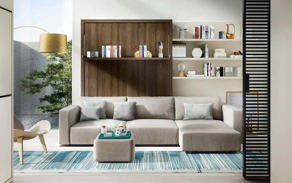 Murphy Beds With Couch Resource Furniture