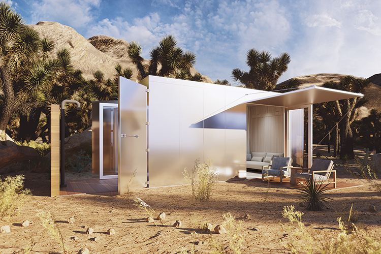 Meet Buhaus, the New Standard in Luxe Container Homes