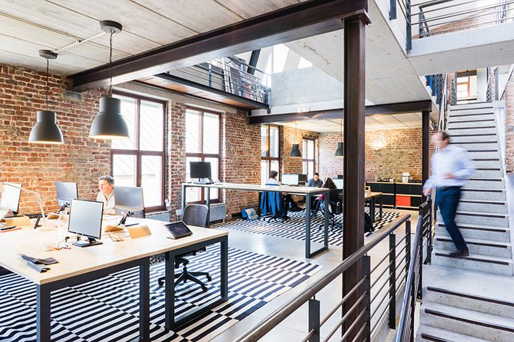 The Future of Workspaces? It's Not Open Offices — It's Flexibility.