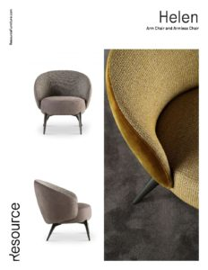 Helen Chair Tearsheet
