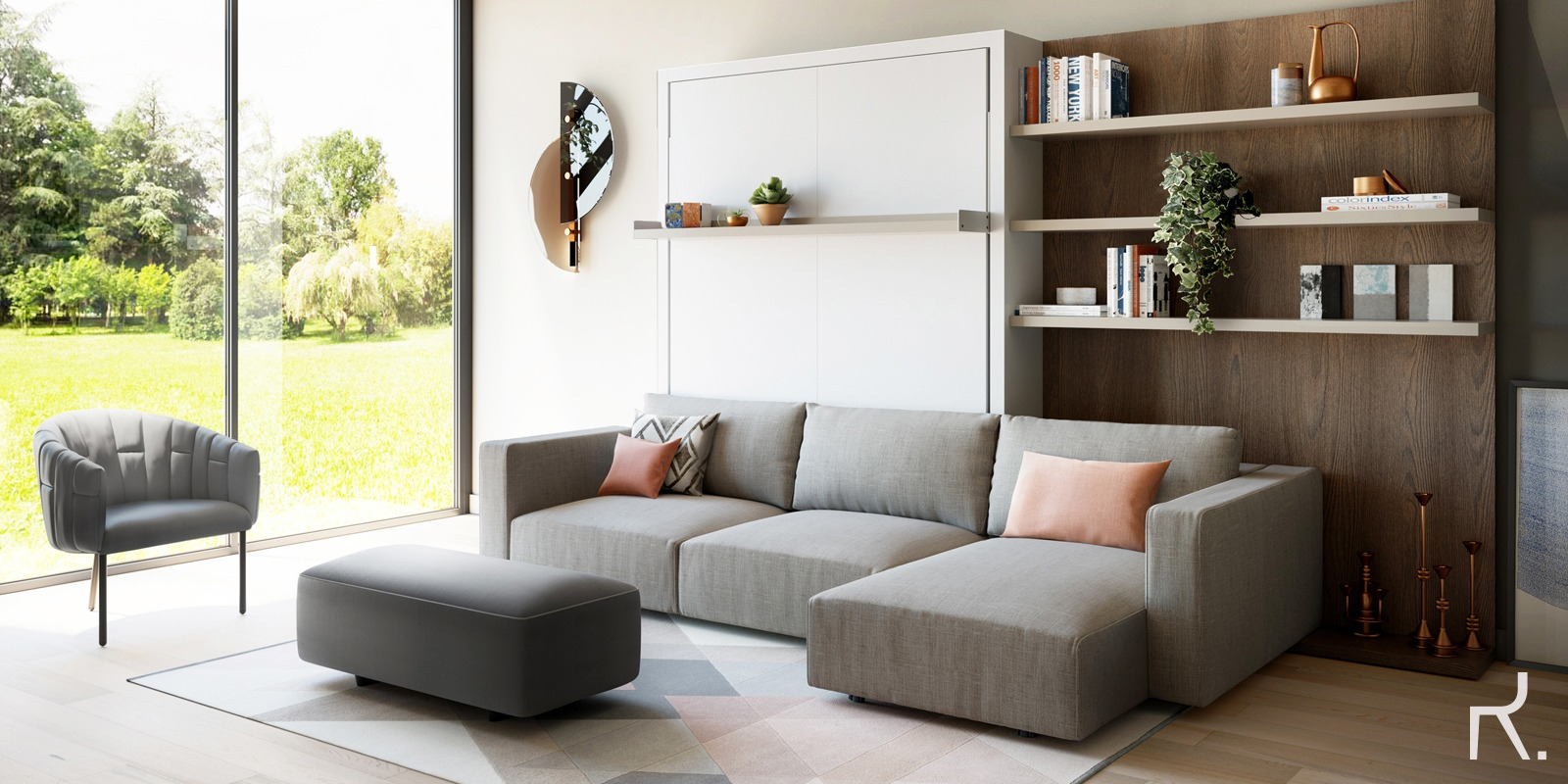 Resource Furniture Space Saving Furniture Designed Differently