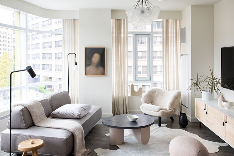 This Serene New York Apartment is Flexible by Design