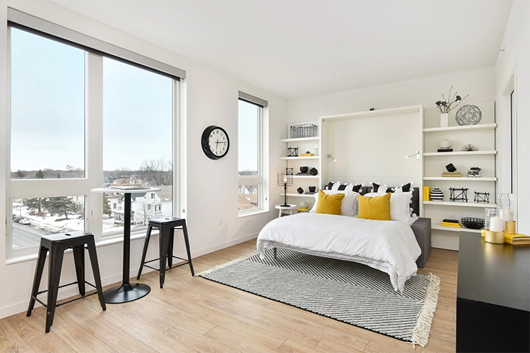 Furnished Luxury in Minneapolis