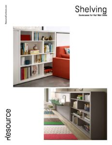 Bookcases for Kali Wall Beds Tearsheet