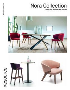 Nora Collection Tearsheet